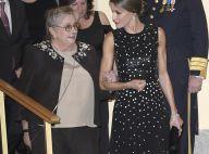 Letizia d'Espagne : Scintillante, elle épaule la première dame Nechama Rivlin