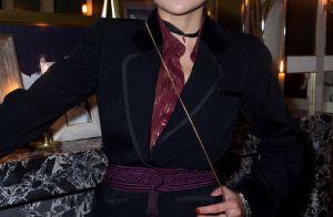Iman Perez, sublime cavalière entourée de ses parents pour une inauguration mode