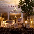 """Exclusif - - Soirée pour la présentation de la collection de luxe pour cavalières """"Miasuki"""" au restaurant Loulou à Paris le 9 novembre 2017. Miasuki est une collection de vêtements équestres unique pour ses qualités novatrices révolutionnaires combinée avec un style dynamique et élégant. © Julio Piatti/Bestimage"""