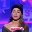 Secret Story 11, la quotidienne du 13 novembre 2017 sur NT1. Ici Kamila.