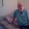 Dominick Brascia dans une vidéo publiée sur Youtube en 2012. Selon la mère de Corey Haim, c'est bien lui qui a abusé de son fils lorsqu'il était adolescent.