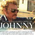 """""""L'album de reprises """"On a tous quelque chose de Johnny"""" sort le 17 novembre 2017."""""""