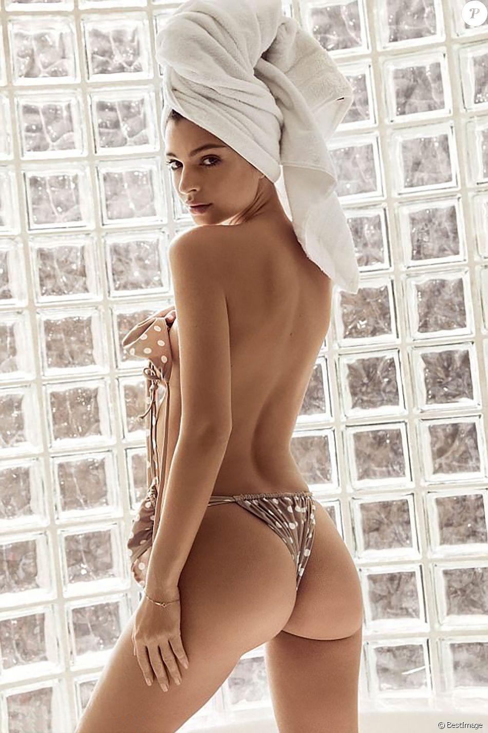 Emily Ratajkowski lance sa marque de maillots de bains, Inamorata.