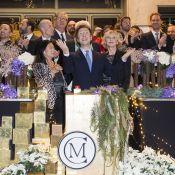 Stéphane Bern, Thierry Lhermitte et sa femme réunis pour un Noël enchanteur