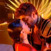 DALS 8 : Agustin Galiana embrasse Candice Pascal, gênée et qui nie...
