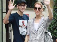 Céline Dion avec son fils René-Charles : Nouveau look et surprenante moustache !