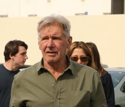 Harrison Ford héroïque : Il vient en aide à une femme en danger