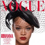 Rihanna : Mère Noël sublime en couverture de Vogue Paris