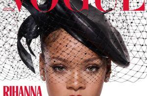 Rihanna : Mère Noël sublime en couverture de Vogue Paris