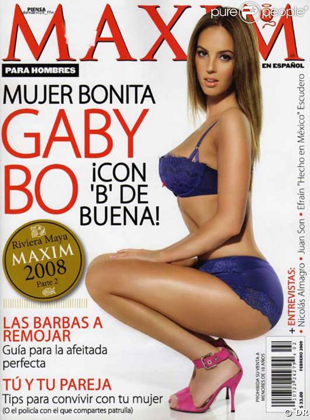 Gabriela Bo - mais vous pouvez l'appeler Gaby...