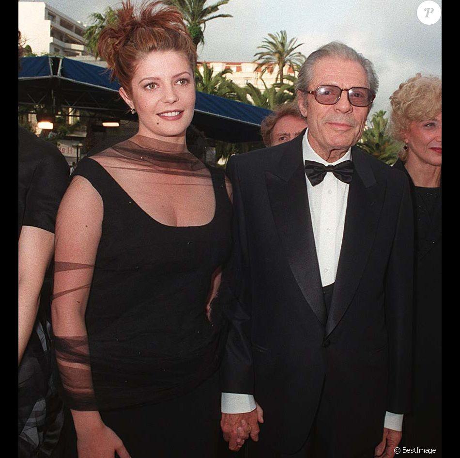 Chiara et Marcello Mastroianni - 49e Festival de Cannes de ...