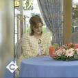 Chiara Mastroianni discute de son passage à Cannes en 1993 avec son père Marcello Mastroianni - C à vous, France 5, 22 novembre 2017