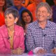 """Gilles Verdez chute et se blesse en direct dans """"Touche pas à mon poste"""" sur D8. Le 30 mai 2016."""