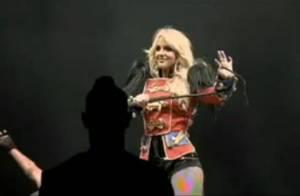 Britney Spears vous invite aux dernières répétitions de son concert ! Regardez et profitez !