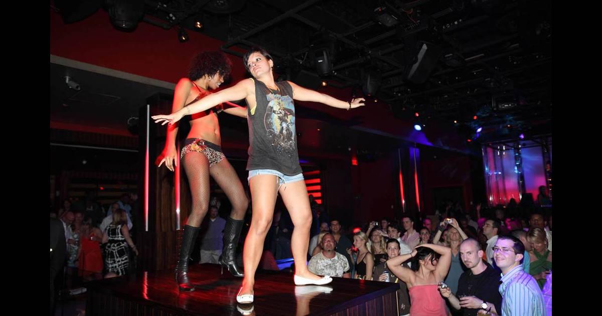 Lily allen gay night club
