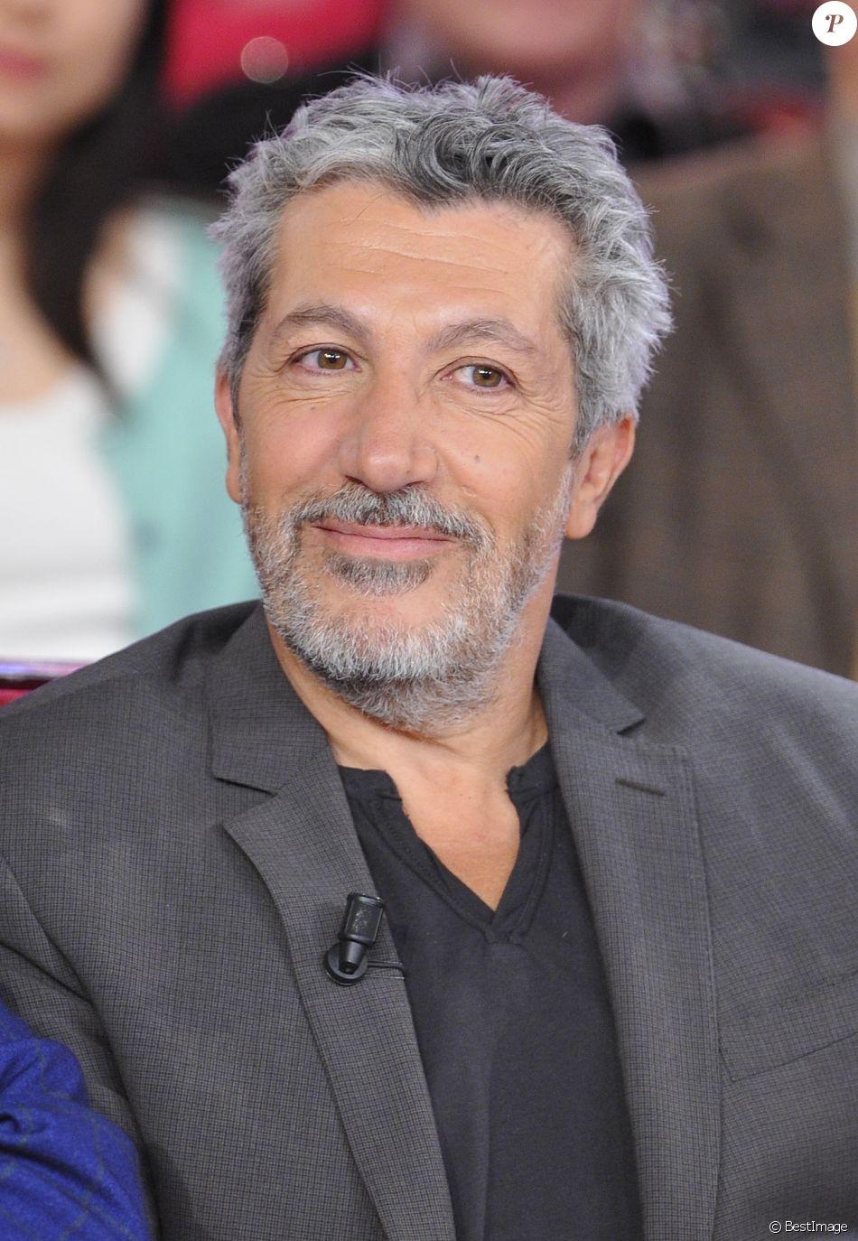 """Alain Chabat - Enregistrement de l'émission """"Vivement  Dimanche"""" ..."""