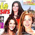 """Magazine """"Télé Loisirs"""", en kiosques lundi 4 décembre 2017."""