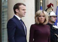 Brigitte et Emmanuel Macron vont assister aux obsèques de Johnny Hallyday