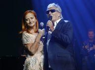 Gilbert Montagné : Sa femme le rejoint sur scène, ses amis VIP applaudissent