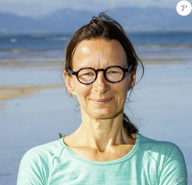 """Marguerite, 52 ans, dirigeante de start-up et candidate de """"koh-Lanta Fidji"""" sur TF1."""
