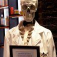 Exclusif - Mr Bones - Inauguration du 2ème étage de la boutique Kiehl's Faubourg Saint Antoine à Paris, France, le 6 décembre 2017. © Rachid Bellak/Bestimage