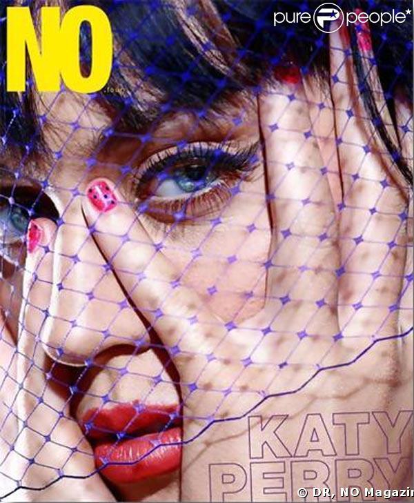 La jolie Katy Perry, prise dans les filets de la nouvelle édition de NO Magazine !