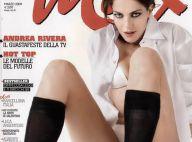 Claudia Gerini, 37 ans... sans aucun doute la plus sensuelle des actrices italiennes !
