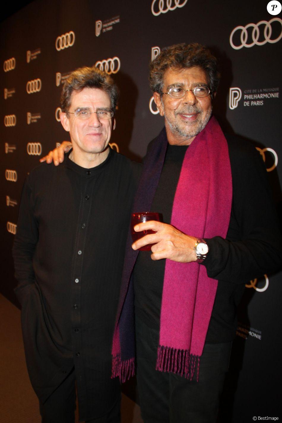Bien connu Dirk Brossé et Gabriel Yared - Soirée d'hommage à Gabriel Yared  NU12