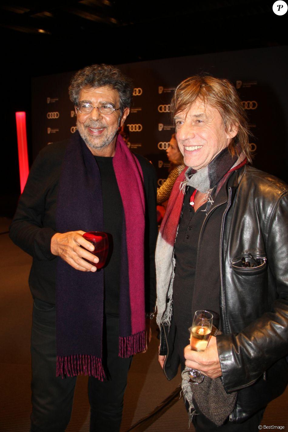 Bien connu Gabriel Yared et Jean-Louis Aubert - Soirée d'hommage à Gabriel  NU12