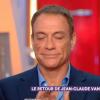 Jean-Claude Van Damme ému devant ses parents et Kristopher,
