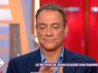 """Jean-Claude Van Damme ému devant ses parents et Kristopher, """"très fiers"""""""