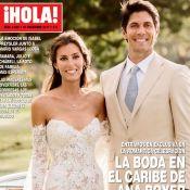 Fernando Verdasco marié à Ana Boyer, Enrique Iglesias absent