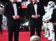 Harry et William troquent leurs chéries contre BB-8 et les acteurs de Star Wars