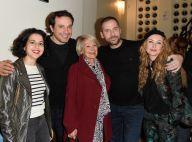 Fred Testot : Christelle Chollet, Chantal Ladesou et les VIP saluent sa dernière