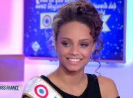 "Alicia Aylies (Miss France 2017) avoue : ""Oui, j'ai eu envie d'abandonner..."""