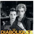 """""""Les Diaboliques"""" d'Henri-Georges Clouzot est sorti une première fois en 1955. La version restaurée est sorti le 8 novembre 2017."""