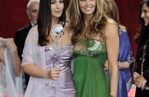 Monica Bellucci et Elle Macpherson... absolument divines aux Women's World Awards !