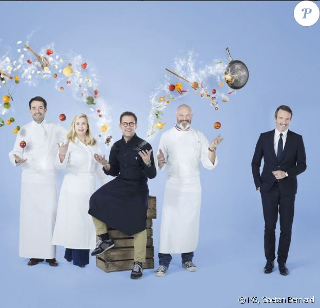 """Top Chef 2018"", photo officielle"