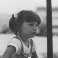 Cette adorable petite fille n'est autre que...