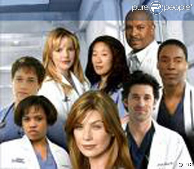 L'équipe de Grey's anatomy