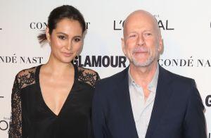 Bruce Willis : Papa comblé avec ses deux adorables fillettes et sa chérie Emma