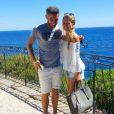 """Emma et Florian, candidats de """"Mariés au premier regard"""" (M6), filent le parfait amour."""