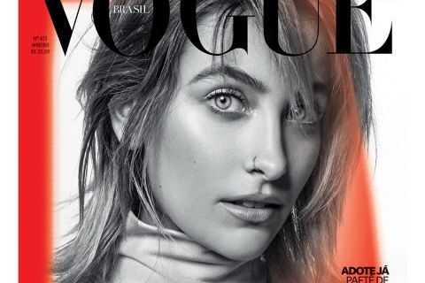 Paris Jackson : La fille de Michael Jackson pose en couverture de Vogue