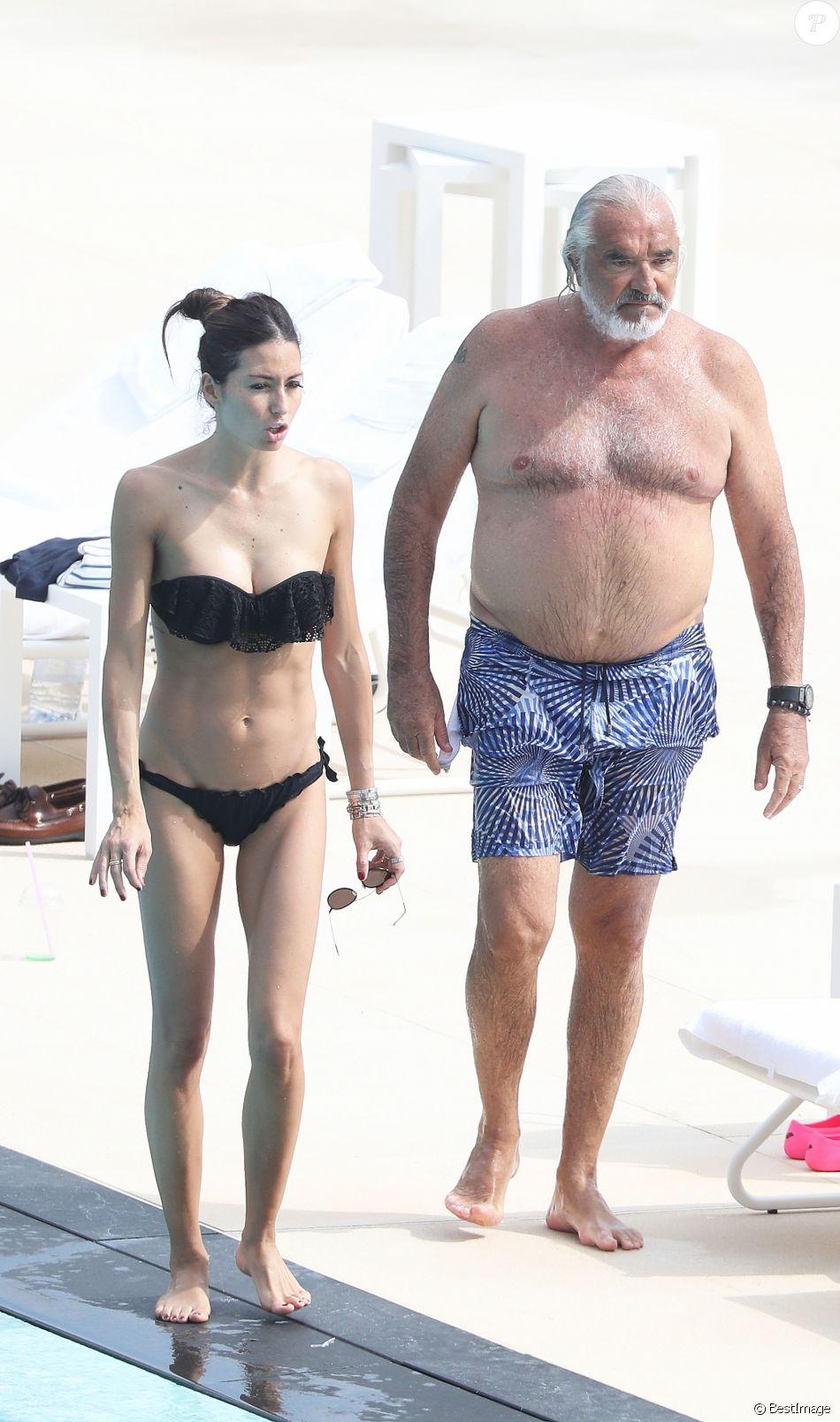 Exclusif - Flavio Briatore, sa femme Elisabetta Gregoraci ...