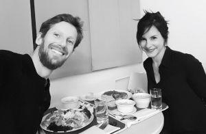 Marion Jollès-Grosjean maman : La femme de Romain Grosjean a accouché