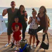 Franck Ribéry comblé avec Wahiba et les enfants: Bonheur aux Maldives et à Dubaï