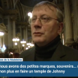 Bruno Horaist, curé de la paroisse de la Madeleine, sur BFMTV le 3 janvier 2018.