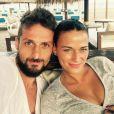 """Kelly Santoro, ex-candidate des """"Marseillais à Rio"""" (W9), est enceinte de son premier enfant."""