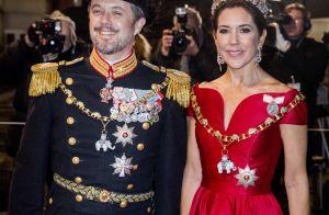 Mary et Marie de Danemark, princesses éclatantes pour le gala du Nouvel An
