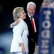 """Bill et Hillary Clinton : Un incendie à leur domicile , """"une enquête en cours"""""""